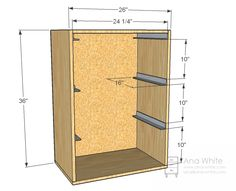 Ana white build a pallet laundry basket dresser by pallirondack instructions for diy laundry basket shelf solutioingenieria Image collections