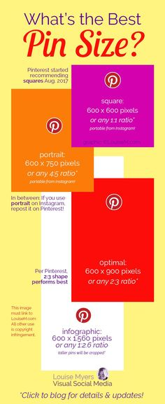 Pinterest marketing tips: What's the best Pinterest Pin size? Pinterest is changing things up. Click to blog for the latest! #pinterestmarketing #designtips #contentmarketing #SMM #marketingtips #pinteresttips