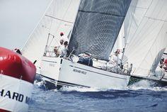 #LesVoilesdeStBarth  #Sailing #Race #Sea #Travel #RichardMille