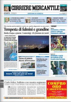 27.08.2013 Corriere Mercantile