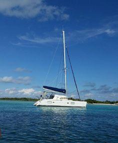 2009 Lagoon 380 Sail Boat