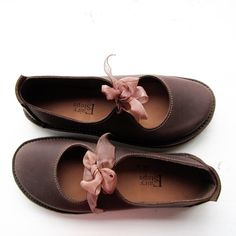LUNA Shoes, Made to Order - Fairysteps. Shoes & Such