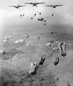 WW paratroopers.