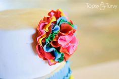 cinco-de-mayo-cake-ruffled-flower by imtopsyturvy.com, via Flickr