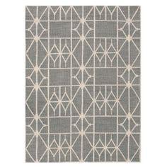 Linie Design Meta Grey Rug