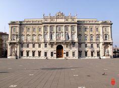 Il Palazzo della Regione Friuli Venezia Giulia di Trieste