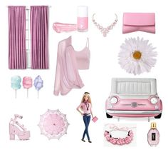 """""""Barbie"""" by adel-dli ❤ liked on Polyvore"""