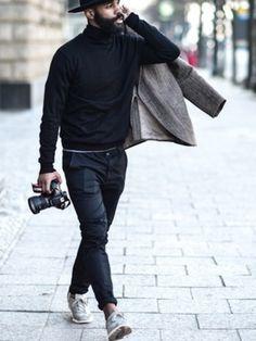 Men's wear/ fashion for men / mode homme