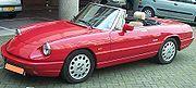 Alfa Romeo Spider - Wikipedia, the free encyclopedia