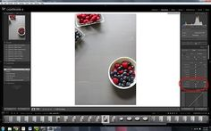 Food Photography Tip of the Week The first 5 edits I make in Lightroom. Time Lapse Photography, Food Photography Styling, Photography Tutorials, Food Styling, Better Photography, Photography Articles, Photography Ideas, Exposure Lights, Photoshop