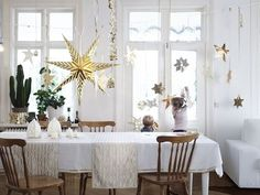 Table de Noël Ikea