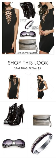 """Little black dress"" by jecakns ❤ liked on Polyvore"