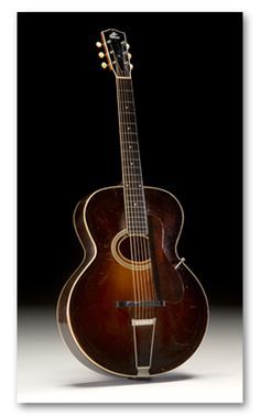 1927 Gibson L-4 Archtop Acoustic Guitar