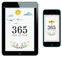 '365 Days of Flow' app for your tablet and smartphone
