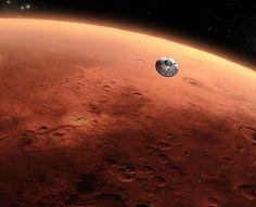 Curiosity Mars Landing Party!
