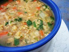 Chef Tess Bakeresse: Oatmeal...Soup