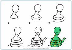 Desenhos Fáceis De Desenhar – Passo a Passo