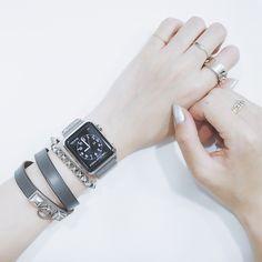 JUST RECEIVED!!!      #AppleWatch#apple#love#vsco#vscocam#instavscocam#instafashion#techgirl#gadget#gadgetgirl#gadgetlover