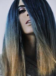 We Heart Hair ∆ Hairspiration etc: dippa dee doo dye