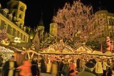 Christmas market in Kaiserslautern, Germany g00dnightgracie