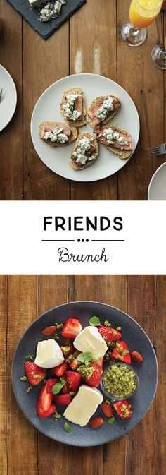 Invite your friends over for a delectable homemade brunch this weekend! Our stress-free dishes and entertaining tips will make hosting brunch at your place a breeze.