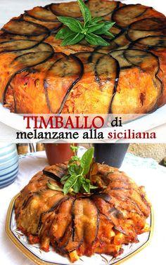 ~ italian cooking facts in 2020 Italian Dinner Recipes, Sicilian Recipes, Italian Dishes, Sicilian Food, Italian Cooking, Italy Food, Pasta Dishes, Soul Food, Vegetarian