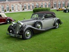 Horch 853   Horch 853 Sport Cabriolet High Resolution Image (1 of 6)