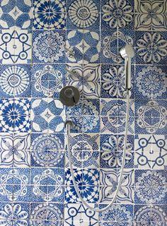 Emery Cie Tiles Fez Pottery Azulejos Tiles