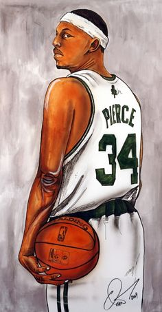 Paul Pierce - The Truth Painting  - Paul Pierce - The Truth Fine Art Print