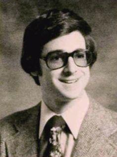 Bob Saget's Yearbook Photo
