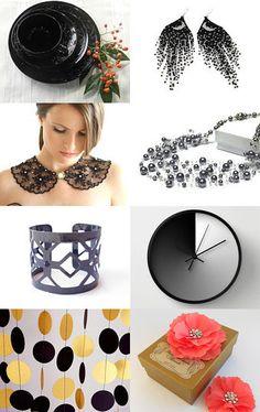 Happy New Year! by Mandarina on Etsy--Pinned with TreasuryPin.com
