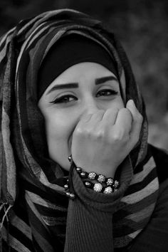 Always keep on smiling.. Hijab fashion
