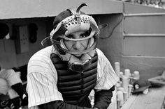 """""""You better cut the pizza in four pieces because I'm not hungry enough to eat six."""" - Hall of Fame New York Yankees Catcher Yogi Berra R.I.P. (1925-2015)"""