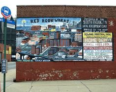 RED HOOK WORKS - Brooklyn NY