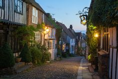 All things Europe — Rye, England (By Lars Overbo)