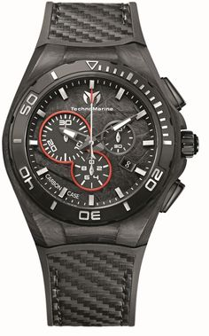 Baselworld TechnoMarine s new Steel Evolution Carbon is a nice fusion of  carbon fc2f0231b3