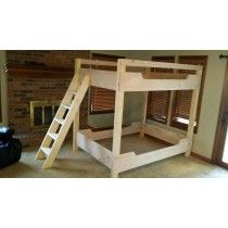 Luxury Bunk Bed - Queen over Queen and King over King Bunk Bed