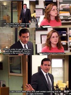 Michael scott on the office. the office ♥ Office Memes, Office Quotes, Funny Office, Quotes From The Office, Character Design Challenge, Worlds Best Boss, The Meta Picture, Picture Wall, Nerd