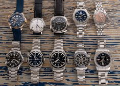Today we've posted five Omega's including the latest model of the Seamaster Diver in 18k & Steel, plus three Breitling watches, a Rolex Daytona, and a Panerai Black Seal Logo. Let our crew know if you have any questions. Seal Logo, Breitling Watches, Popular Watches, Rolex Daytona, Mechanical Watch, Whats New, Omega Watch, Steel