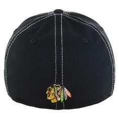 Fan Favorite NHL Chicago Blackhawks Mass Cornerback Cap, Men's
