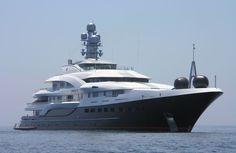 superyachts: Attessa IV