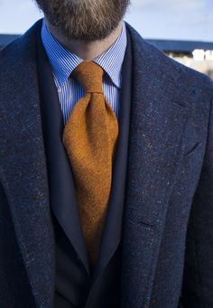 "iqfashion: "" Pitti Uomo 89 Source: www.styleforum.net - Pitti Uomo 89 """