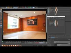 Cinema 4d - Modelado - Sub-d - Proyección - YouTube