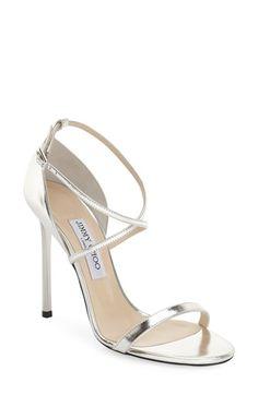 550f4b0a782 JIMMY CHOO  Hesper  Ankle Strap Sandal (Women).  jimmychoo  shoes