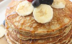 www.motheropedia.com WHOLE WHEAT PANCAKES:PERFECT KIDS FOOD RECIPES