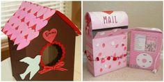 8 Valentine Box Ideas {pre-school and home} - Tip Junkie