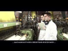 ▶ TodoFP.es - Familia Textil, Confección y Piel - YouTube Youtube, World, Music, School Counseling, Making Decisions, Activities, Fur, Musica, Musik