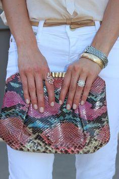 Nicole of Frankie Hearts Fashion sporting the Stella & Dot Sidewinder Ring  www.stelladot.com/yadira