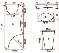 molde1.parte delantera del body.