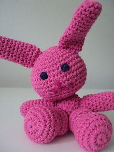 """bunny by """"Oh So Ihana"""" blogger"""
